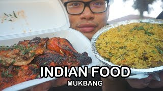 I love INDIAN FOOD *MUKBANG