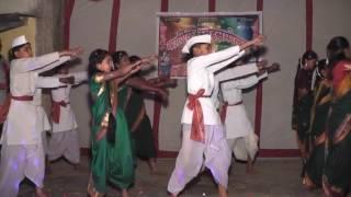 Gadi Zumkyachi A great performance in Zpps Chikangaon uploaded by Andure sir