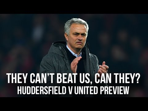 Can They Beat United?   Huddersfield Town v Manchester United Preview