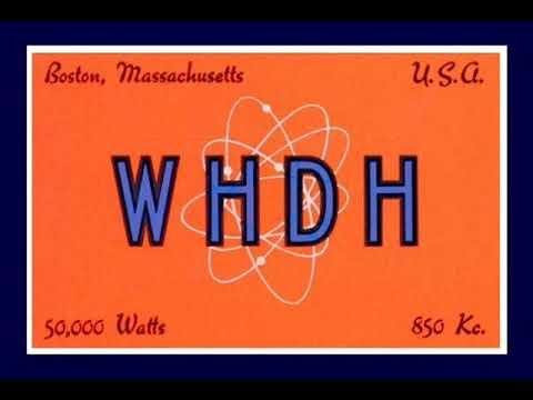 JFK-ERA RADIO -- WHDH (BOSTON, MASSACHUSETTS) (SEPTEMBER 4, 1962)