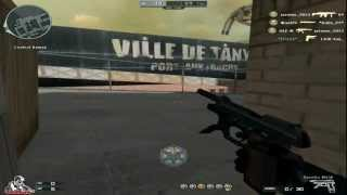 Cross Fire Europe||Beretta M93R Gameplay