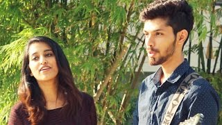 Sooraj Dooba Hai - Roy | Cover by Satvik B ft. Dita Jacob