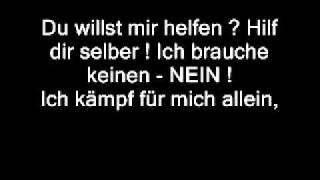 Fard - Hilf dir selber (Lyrics)