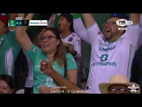 Todos los Goles del Apertura 2018 - Liga MX