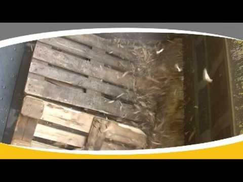 Holzschredder | Wodd shredder | Broyeur bois | Trituración de madera