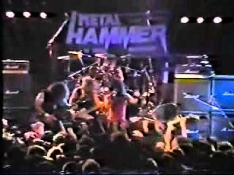 Agent Steel Live 1986 - Agents Of Steel