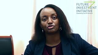 H.E. Soraya Hakizumuremyi, Minister of Trade and Industry, Rwanda - FII 4th Edition