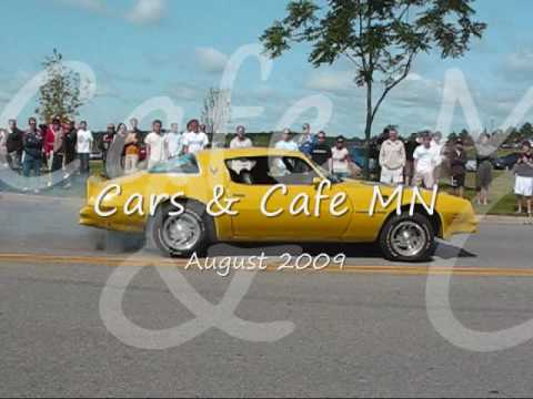 MN Cars and Cafe, August 09