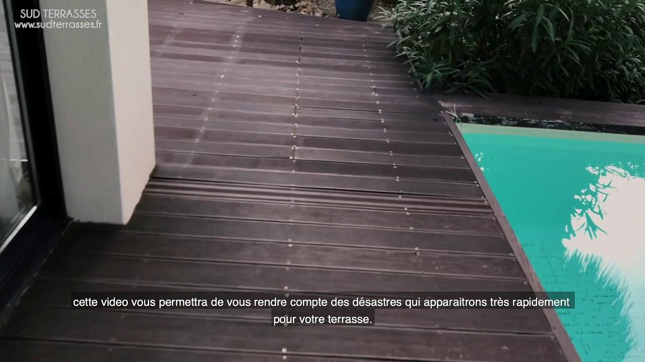Terrasse En Bois Exotique conseils de pose terrasse bois exotique