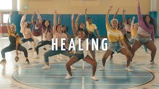 "SISTERHOOD • ""Healing"" (Featuring Lizzo, Madame Gandhi, and Seattle's Northside Step Team)"