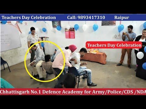 Teachers Day Celebration @Ocean Academy Raipur