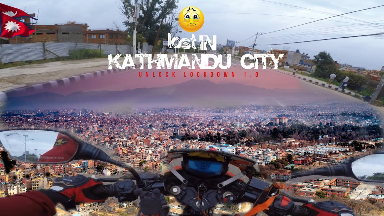 LOST IN KATHMANDU CITY WITH MY MOM AFTER LOCKDOWN OPEN | Chabahil - Koteshwor - Thapathali - Highway