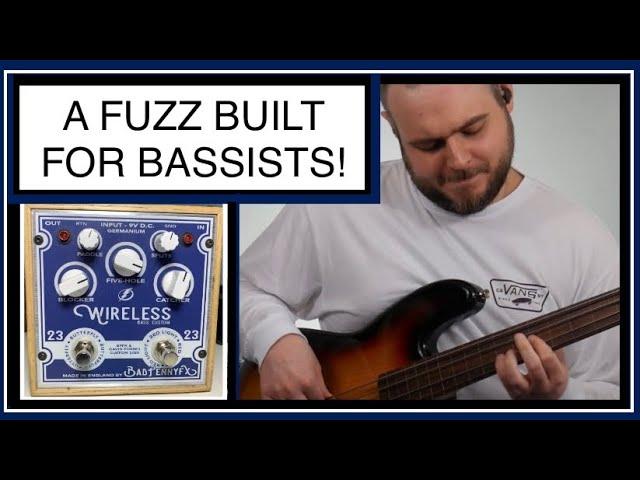 Gavin's Custom Shop Bass Pedal Demo