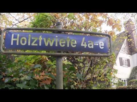 Spaziergang vom Bahnhof Othmarschen zum Jenischpark