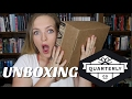 UNBOXING: Quarterly YA Literary Box!