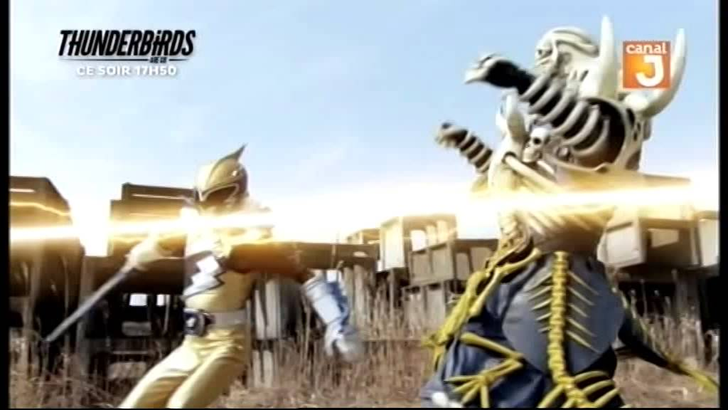 Power rangers dino charge extrait vf attaques du - Power rangers dore ...
