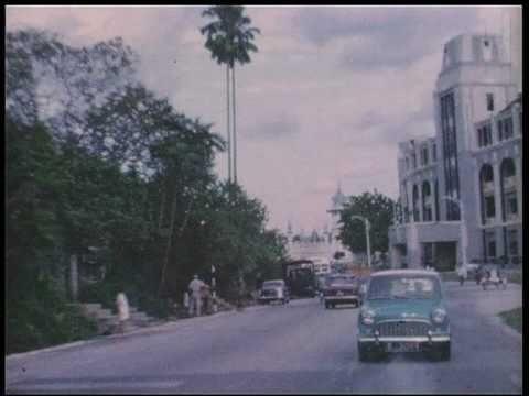 We visit  Port Klang & Kuala Lumpur in 1964