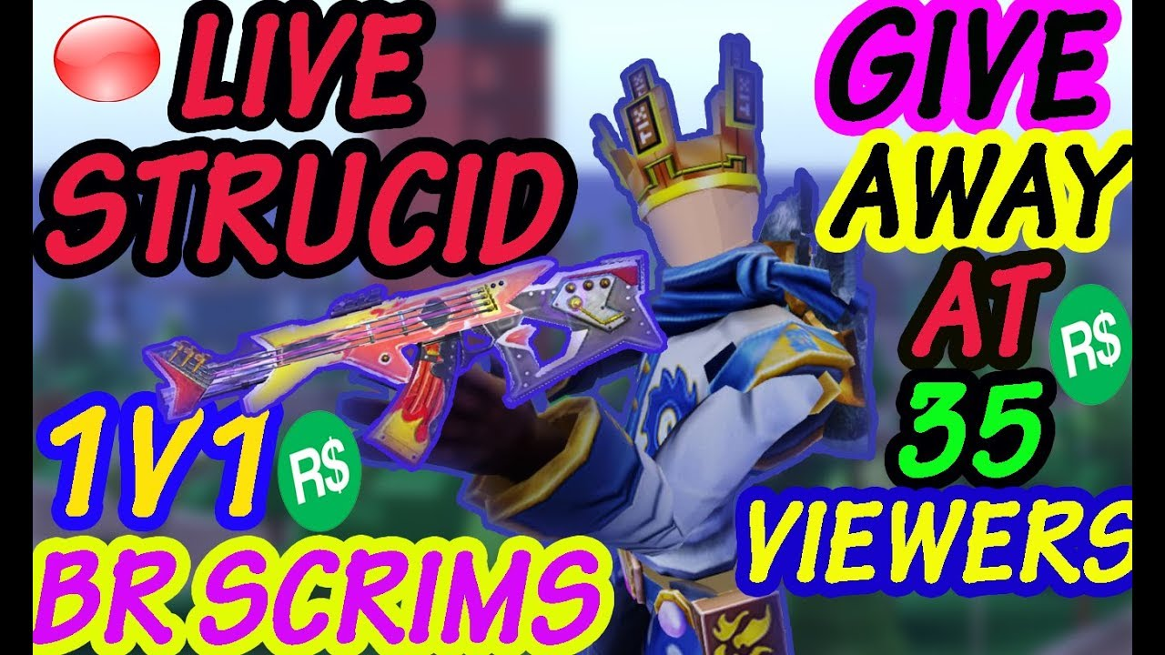 Roblox Strucid Live - YouTube