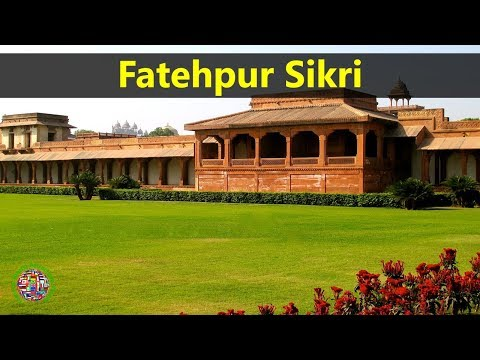Best Tourist Attractions Places To Travel In India | Fatehpur Sikri Destination Spot
