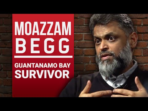 MOAZZAM BEGG - GUANTANAMO BAY SURVIVOR PART 1/2 | London Real