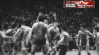 Фото 1983 Жальгирис (Каунас) - ЦСКА (Москва) 77-79 Чемпионат СССР по баскетболу. Финал, 3-й матч