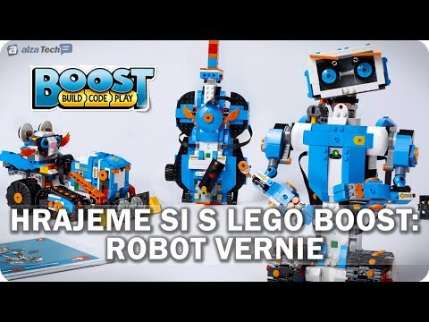 Lego Boost 17101 Creative Toolbox Lego Speed Build Actionnews