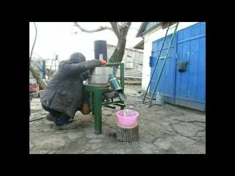 Мельница для помола муки в домашних условиях