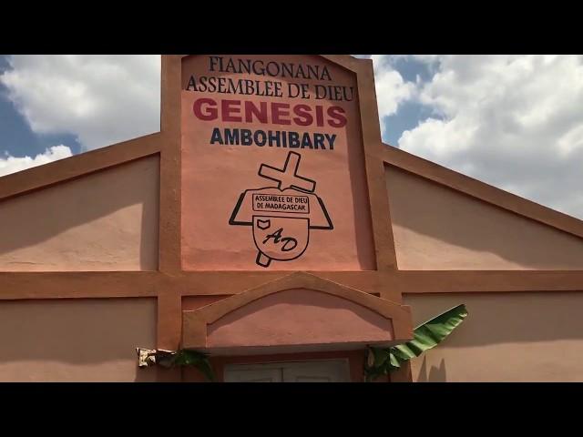 Inaugurare și dedicare a Bisericii Assemblies of God GENESIS din Ambohibary