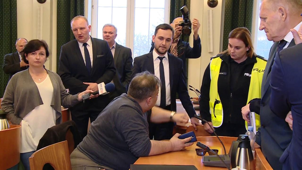 TKB – Ryszard Ciągło przeprasza za swoje zachowanie – 23.10.2017