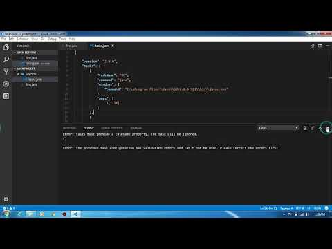 how-to-run-java-program-in-visual-studio-code-|-java-compile