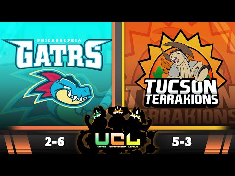 Pokemon ORAS Wifi Battle | Philadelphia Feraligatrs VS Tuscon Terrakions (Week 9 - UCL)