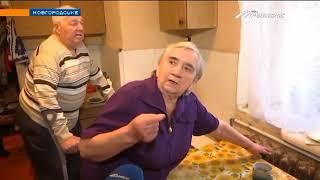 Прифронтовой поселок Новгородское перевели на автономное отопление