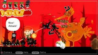 Patapon 2- Fenicchi 100lvl