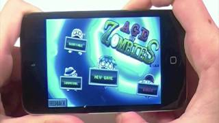 Age of Zombies for iPhone