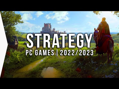 30 New Upcoming PC STRATEGY Games in 2022 & 2023 ► Best Online Real-Time RTS, 4X & Base-building! thumbnail