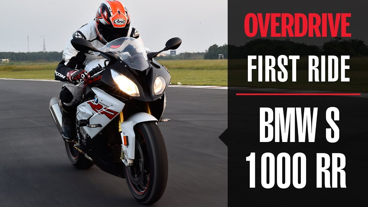 Bmw S 1000 Rr First Ride Overdrive