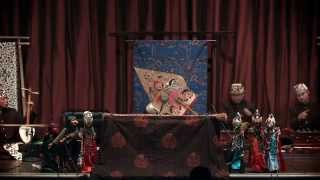 Puppet Theater: Birth of Hanuman, the Monkey General (Wayang Golek)