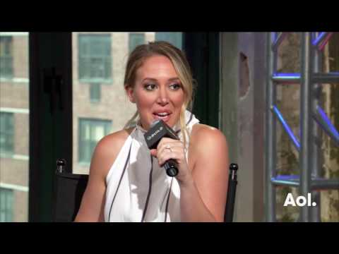 Haylie Duff Discusses Her New Food Network