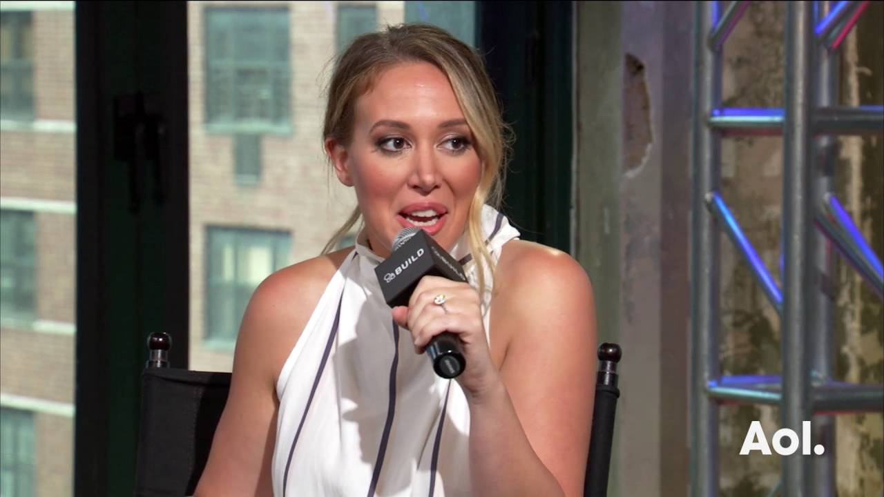 """Haylie Duff Discusses Her New Food Network Show """"Haylie's ..."""