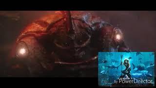 Aquaman entry Sean in final battle movie clip full HD in Hindi