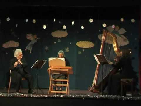 J. Pachelbel: Canone per flauto arpa e cetra