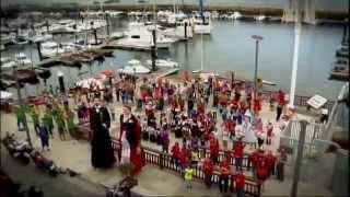 Galicia Lipdub en Ribadeo: