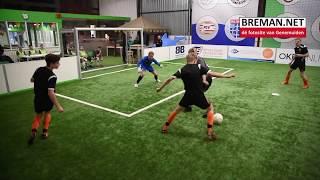 05-01-2019 Indoorsoccer toernooi JO17 met Genemuiden en Nieuwleusen
