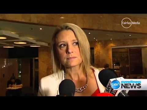 Kristina Keneally arives at ICAC furious and frustrated by what's been revealed