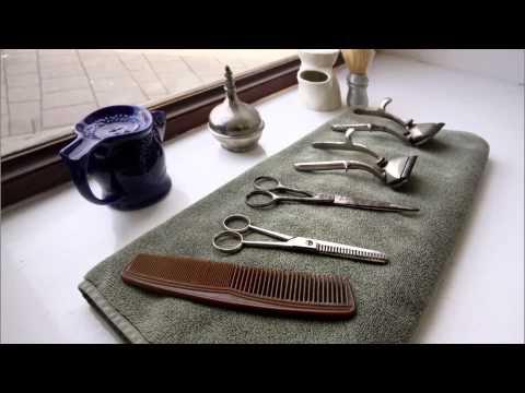 (3D binaural sound) Virtual hairdresser/barber shop & asmr & relaxation & haircut