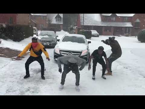 Strongman - Baby Girl ft Kuami Eugene (Dance Video) By Ghana Boyz