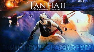 TANHAJI The Unsung Warrior  | 100th Movie of Ajay Devgn | Ajay Devgn | Trailer