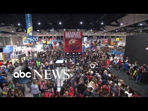 Marvel announces new phase of superhero movies