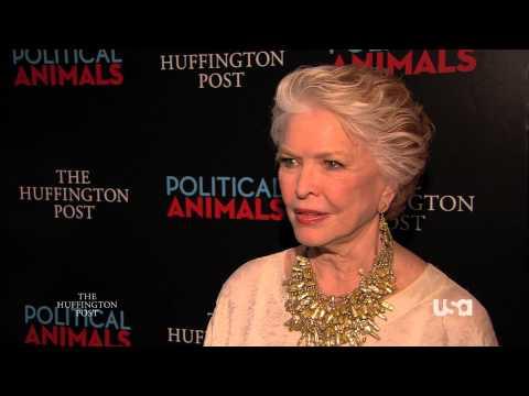 Political Animals Red Carpet Premiere - Ellen Burstyn Interview