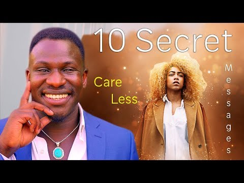 10 Secret Messages In Caring What People Think